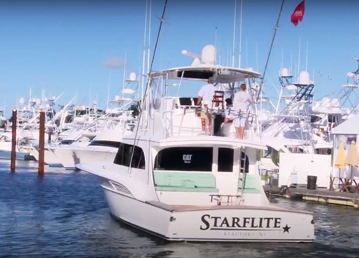 It's All About Performance: Why Jarrett Bay Chose the New Cat C12.9 Engines