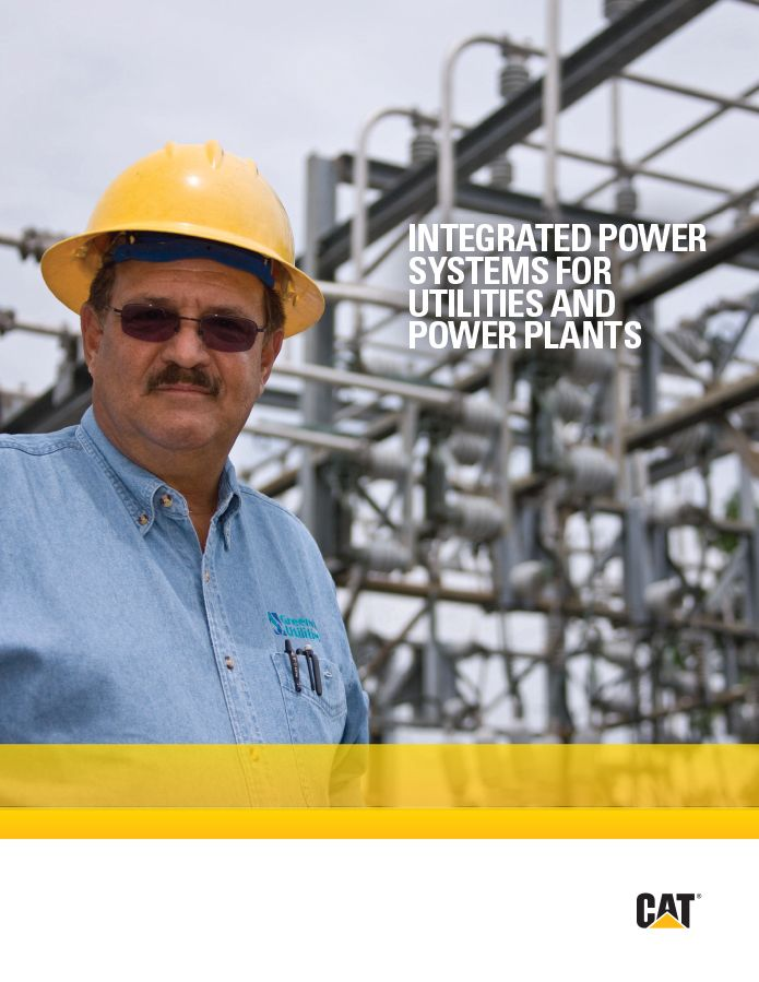 itegrated power brochure