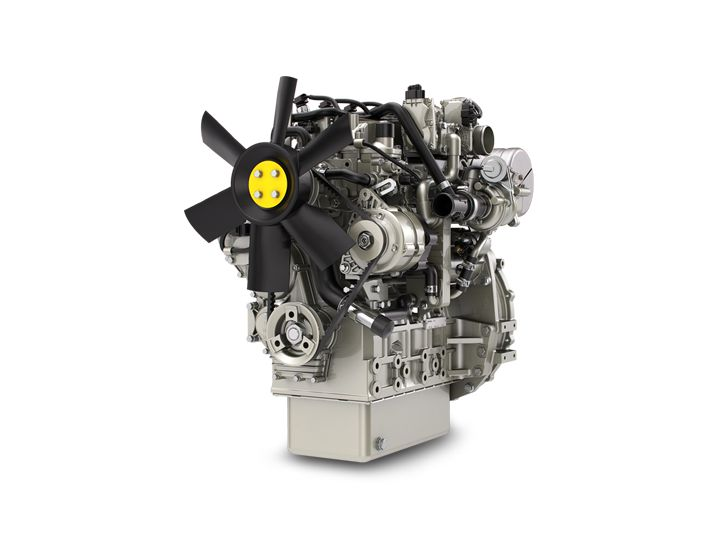 Perkins® Syncro 1.7 and 2.2 litre engines