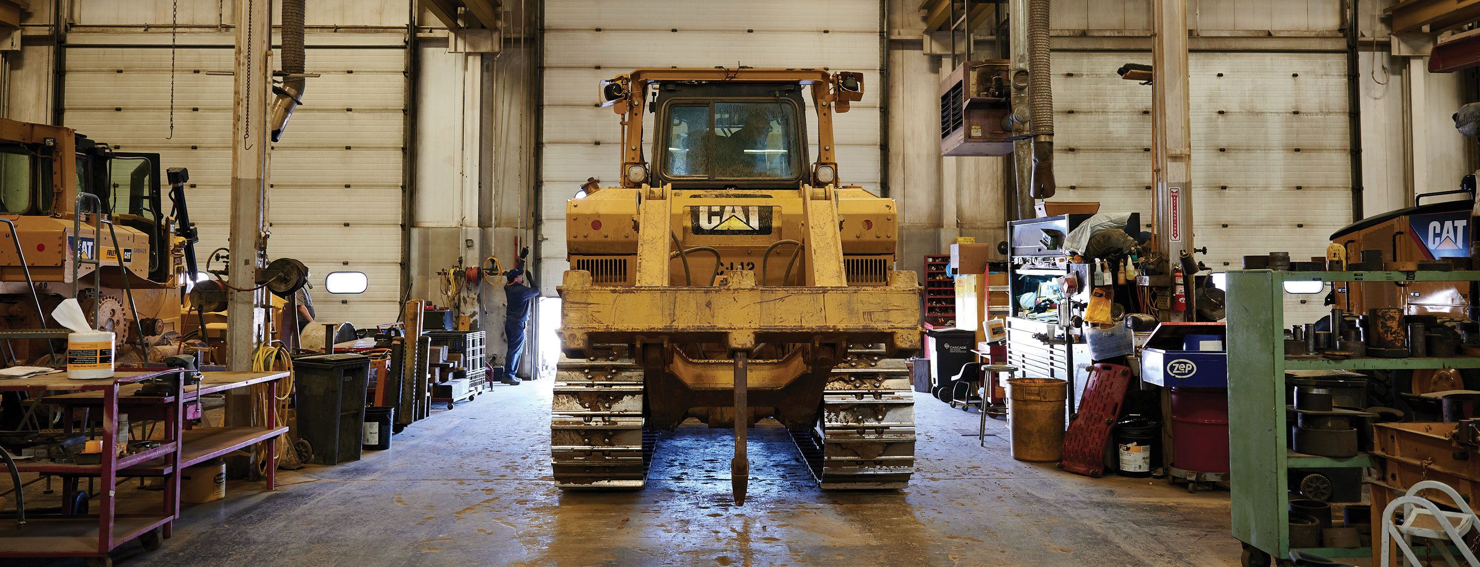 Rebuild your machine, power train, commercial engine, hydraulic system or major components