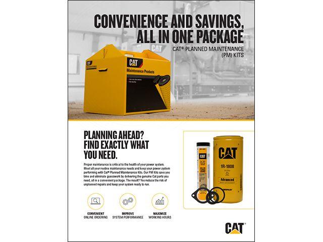 planned maintenance kits