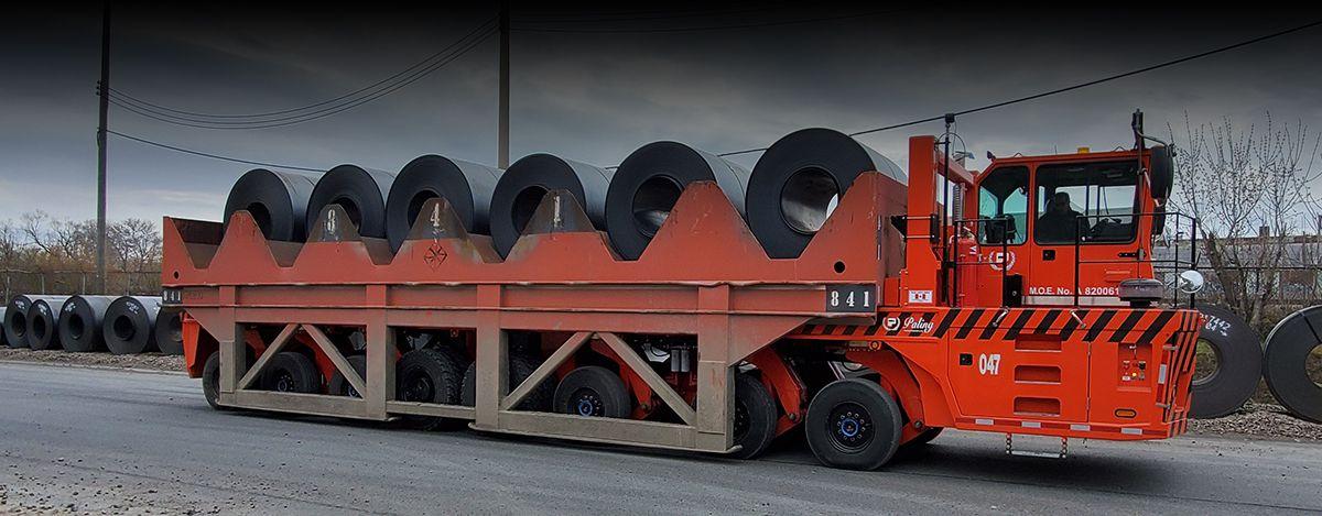 Paling Transporter - Cat® C13B Engine