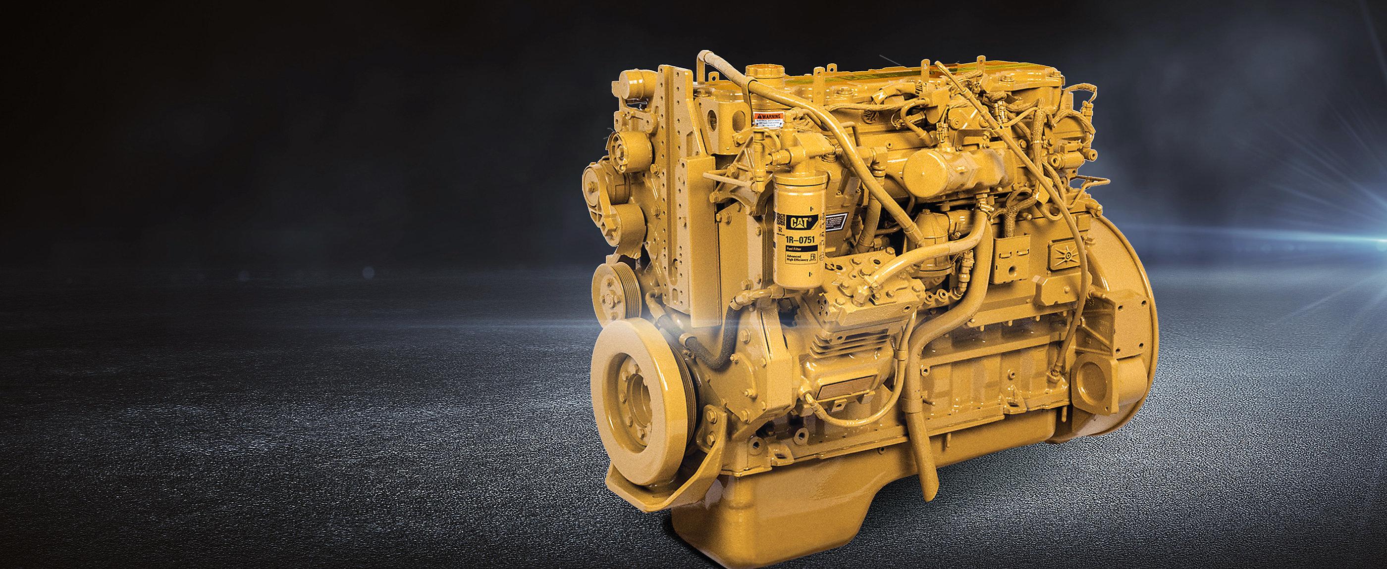 Medium-Duty Engine