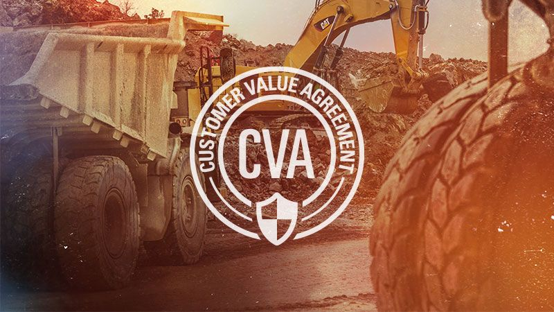 Cat Mining CVA Options