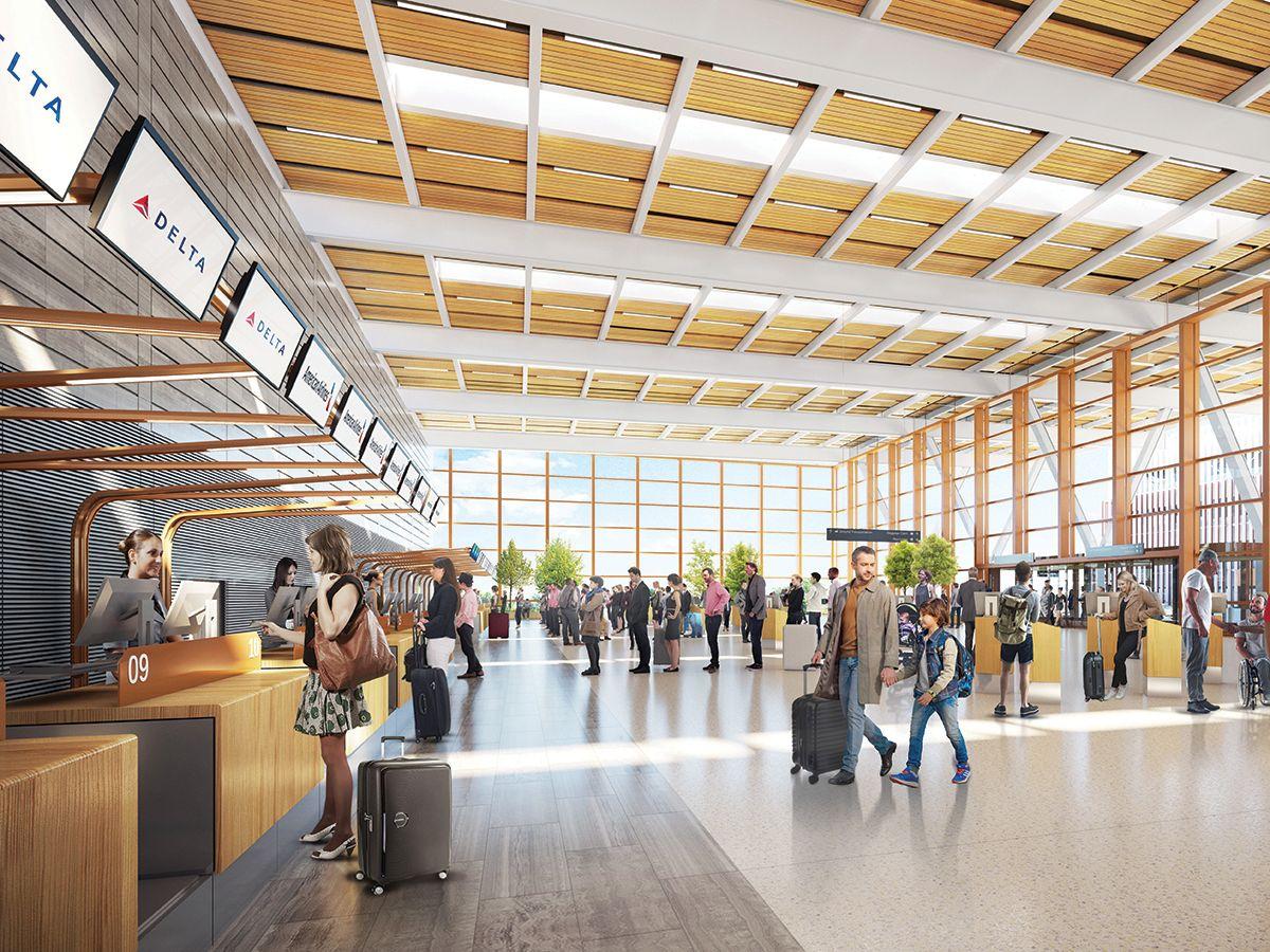 Kansas City International Airport (KCI)