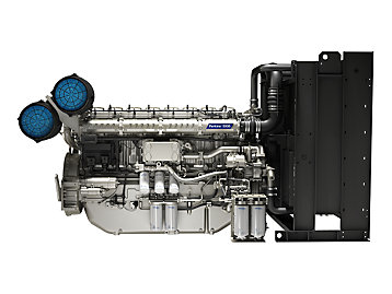 Perkins launches its extended electric power product line with a new electronic large engine range