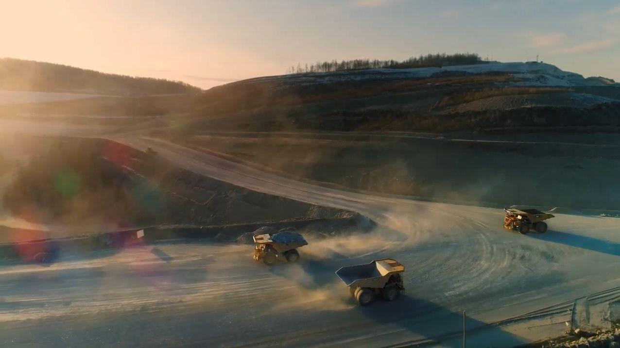Partnership at Bystrinsky Mine