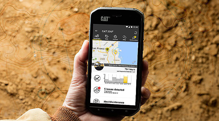 Cat App: Get the Most Out of Your Equipment