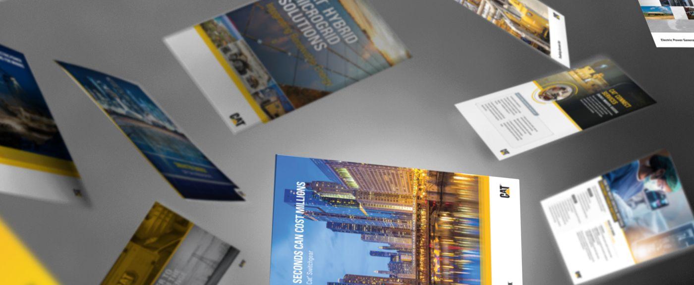 Electric Power Brochures