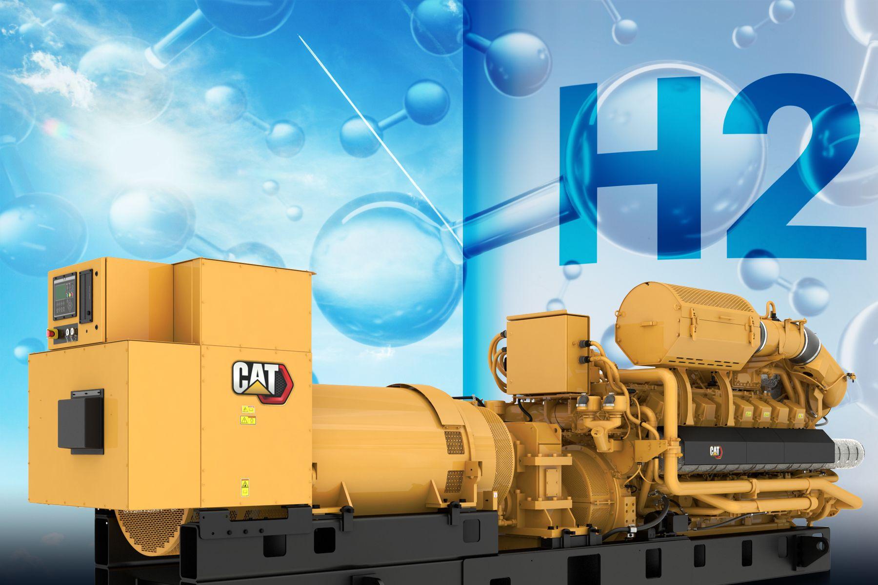 Hydrogen press release