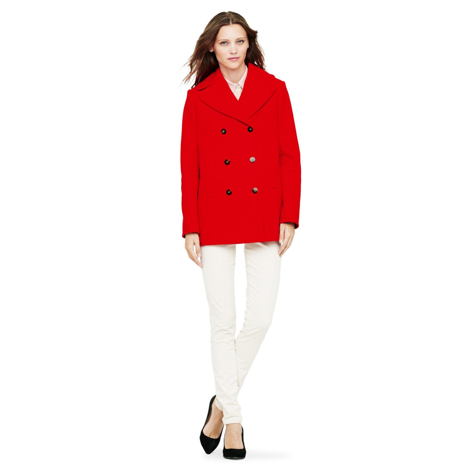 Women | Coats and Trench Coats | Autumn Wool Coat | Club Monaco