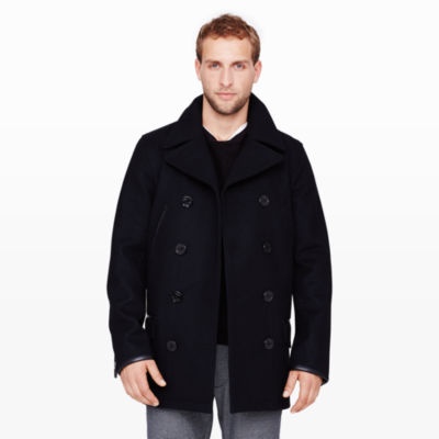 Men | Outerwear | Spiewak Pea Coat | Club Monaco