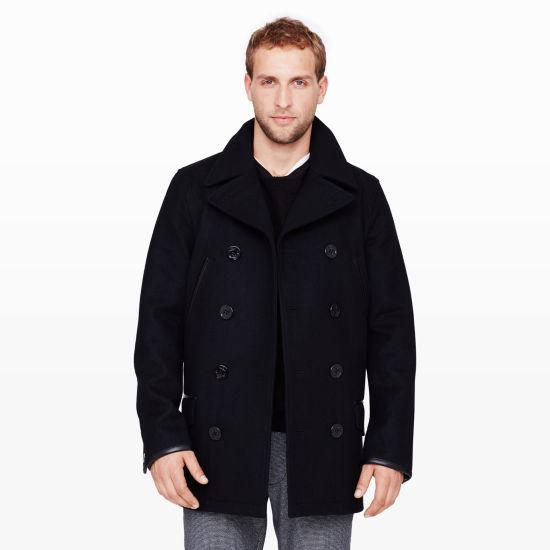 Men | Outerwear | Spiewak Pea Coat | Club Monaco