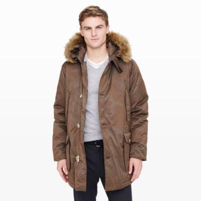 Men | Outerwear | Woolrich Camo Arctic Parka | Club Monaco