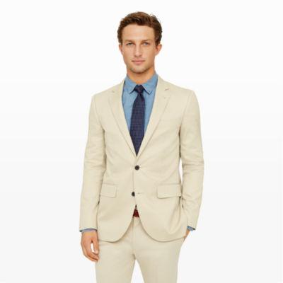 Men | All Sale | New Grant Cotton Suit Jacket | Club Monaco