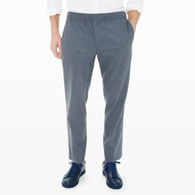 Men | Casual | Elastic Dress Trouser | Club Monaco