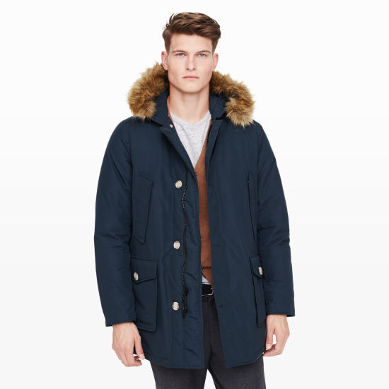 - Men Outerwear Woolrich Arctic Parka Club Monaco