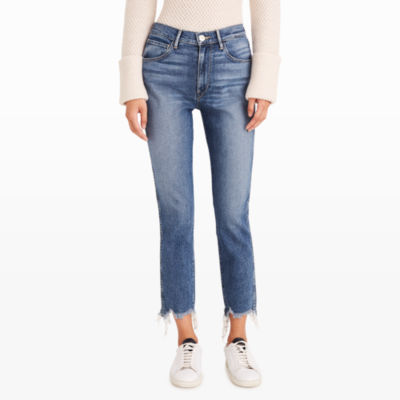 Womens | Jeans | 3x1 Authentic Cropped Jean | Club Monaco