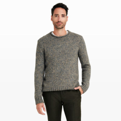 Men | Crewnecks | Alpaca Wool Sweater | Club Monaco