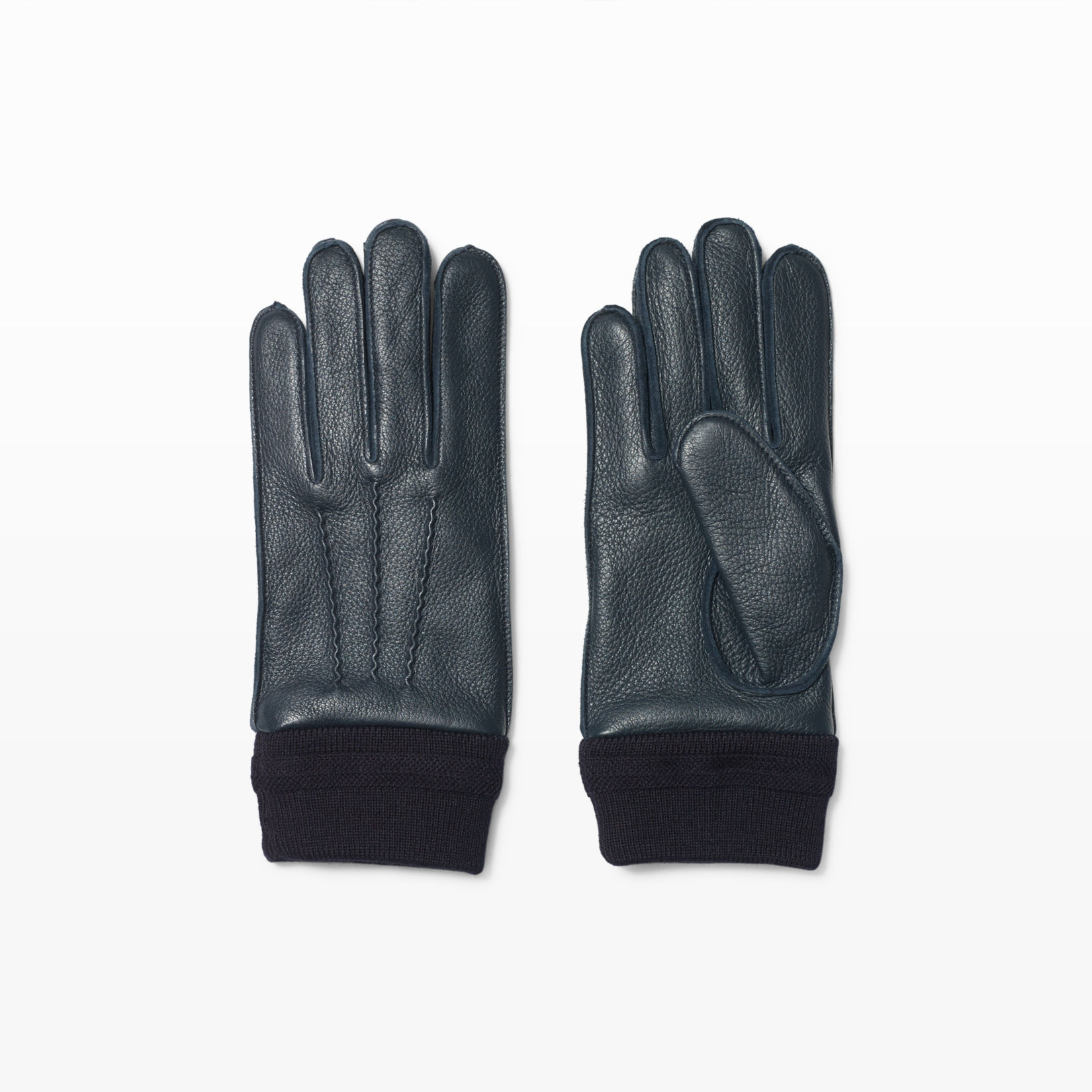 Womens leather gloves reviews - Men Racking Cuff Glove Club Monaco