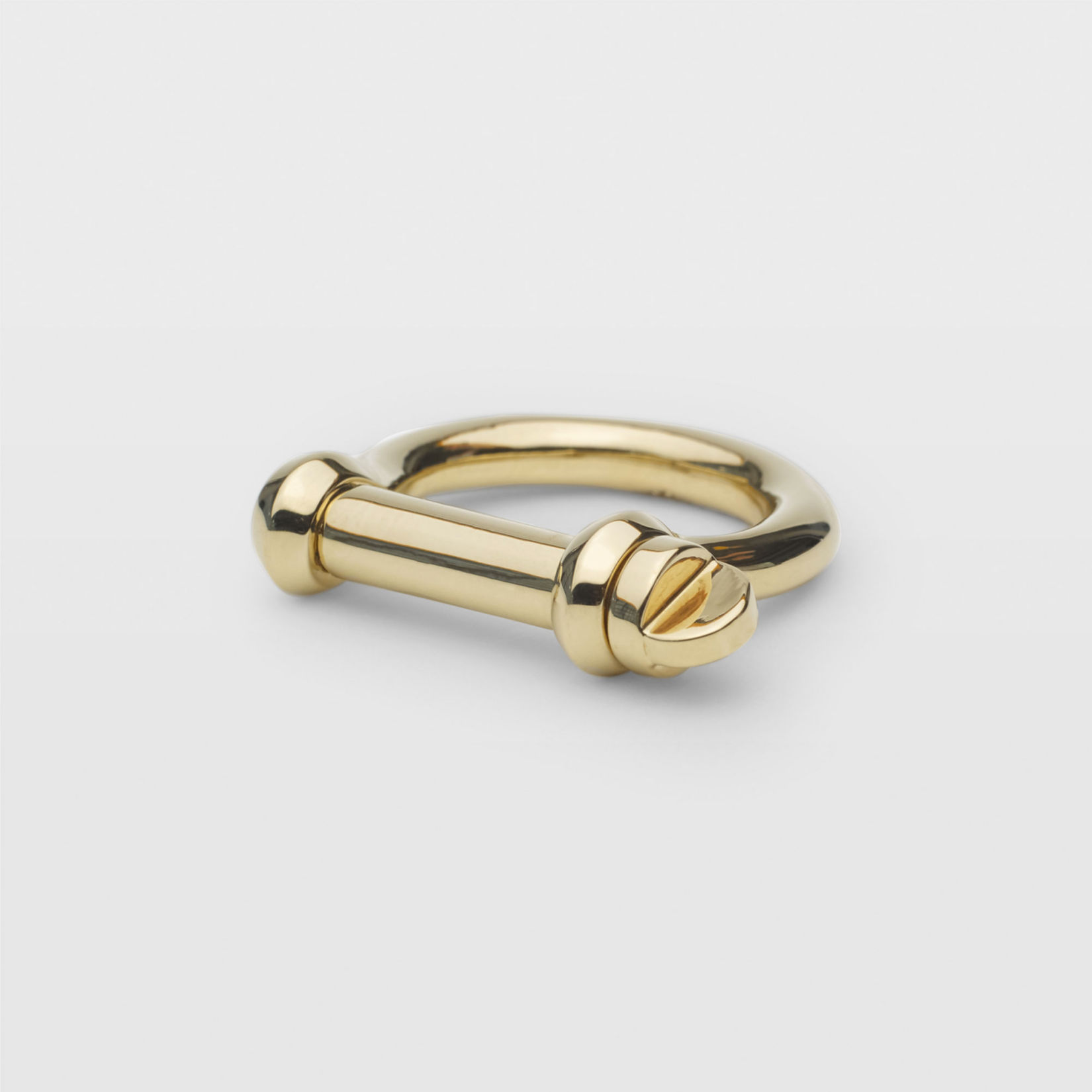 hiphop gold golden hip real club plated men ring fashion product rings