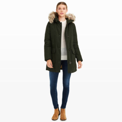 Women | Coats and Trench Coats | Woolrich Arctic Parka HC | Club ...