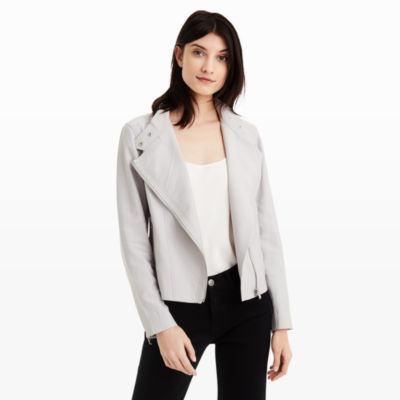 women-outerwear-and-blazers We all know a bulky coat can ruin a good outfit, but when there is a chill in the air a warm jacket is an unfortunate essential. Or at least it was – until now.