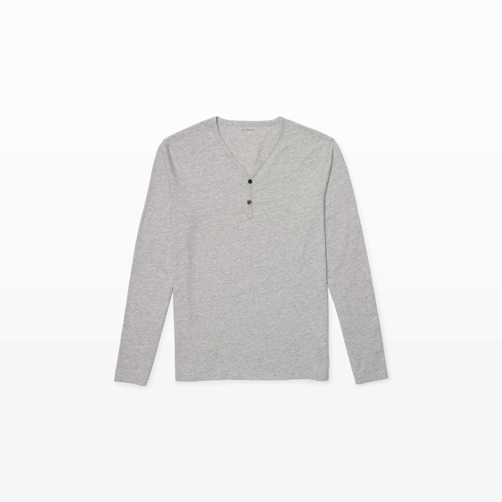 Tees and Polo Shirts | Long Sleeve | Club Monaco