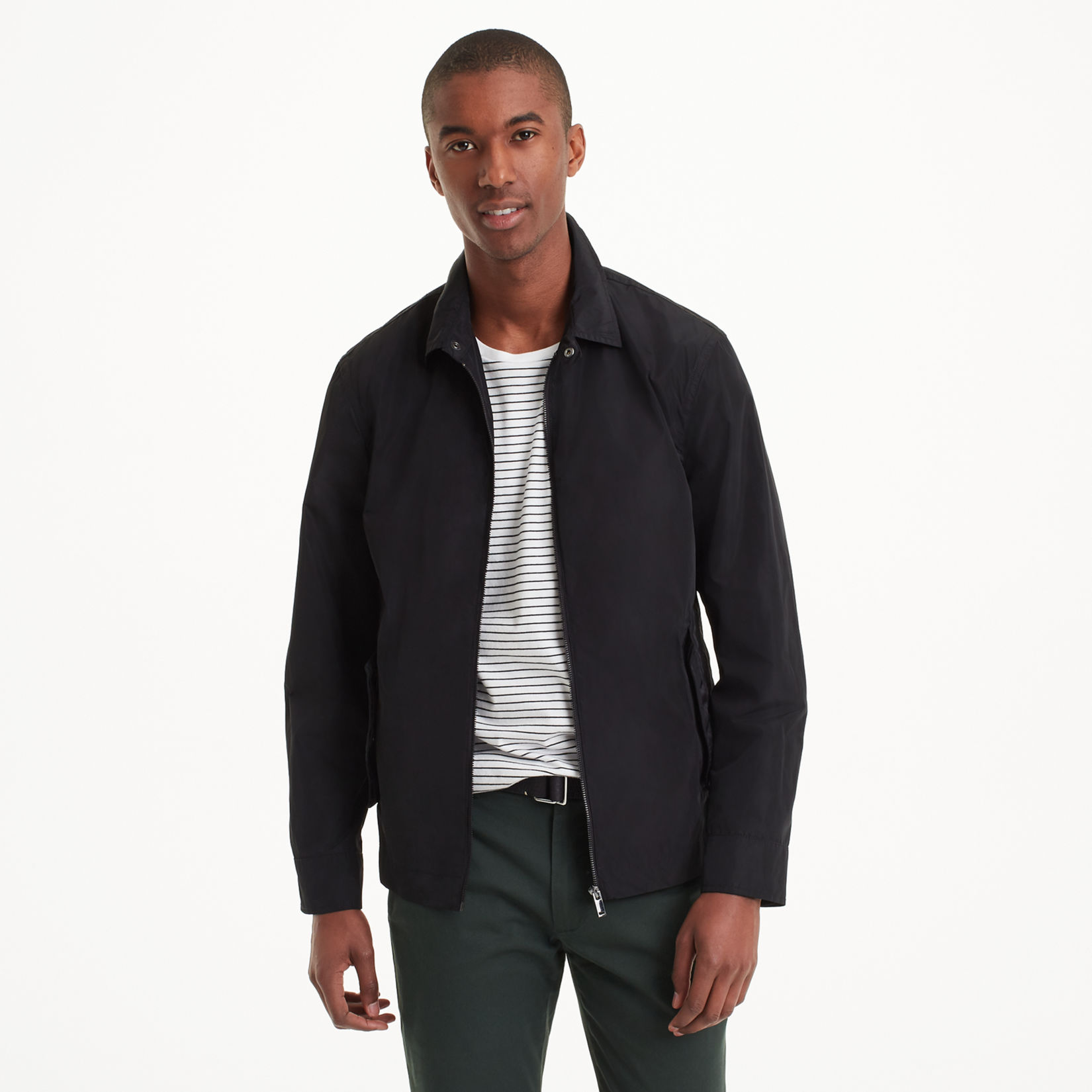 Mens Pea Coat Navy - Tradingbasis