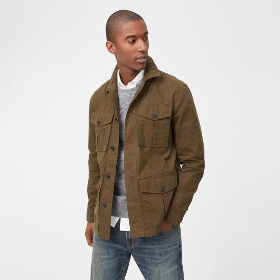 Men   Outerwear   Military Jacket   Club Monaco