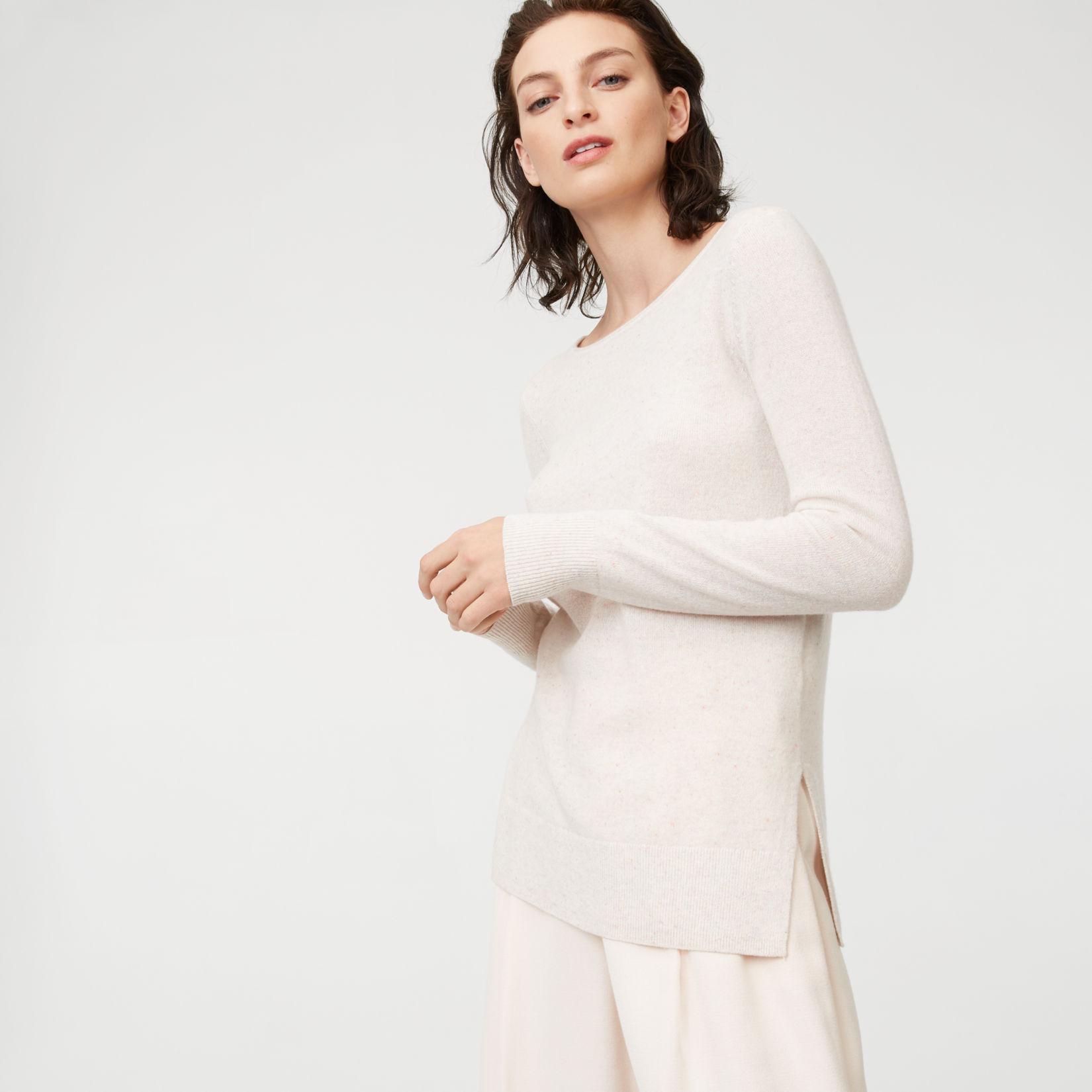 Women | Cashmere | Nicolette Cashmere Sweater | Club Monaco
