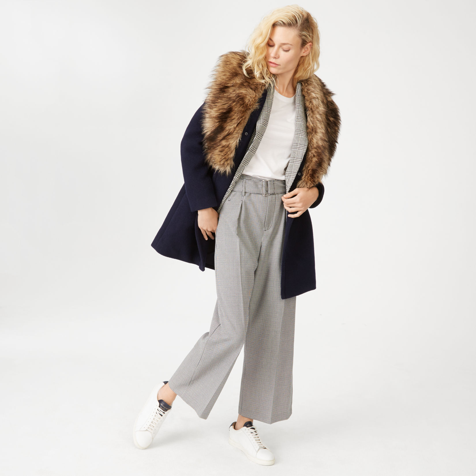 Women | Coats and Trench Coats | Club Monaco