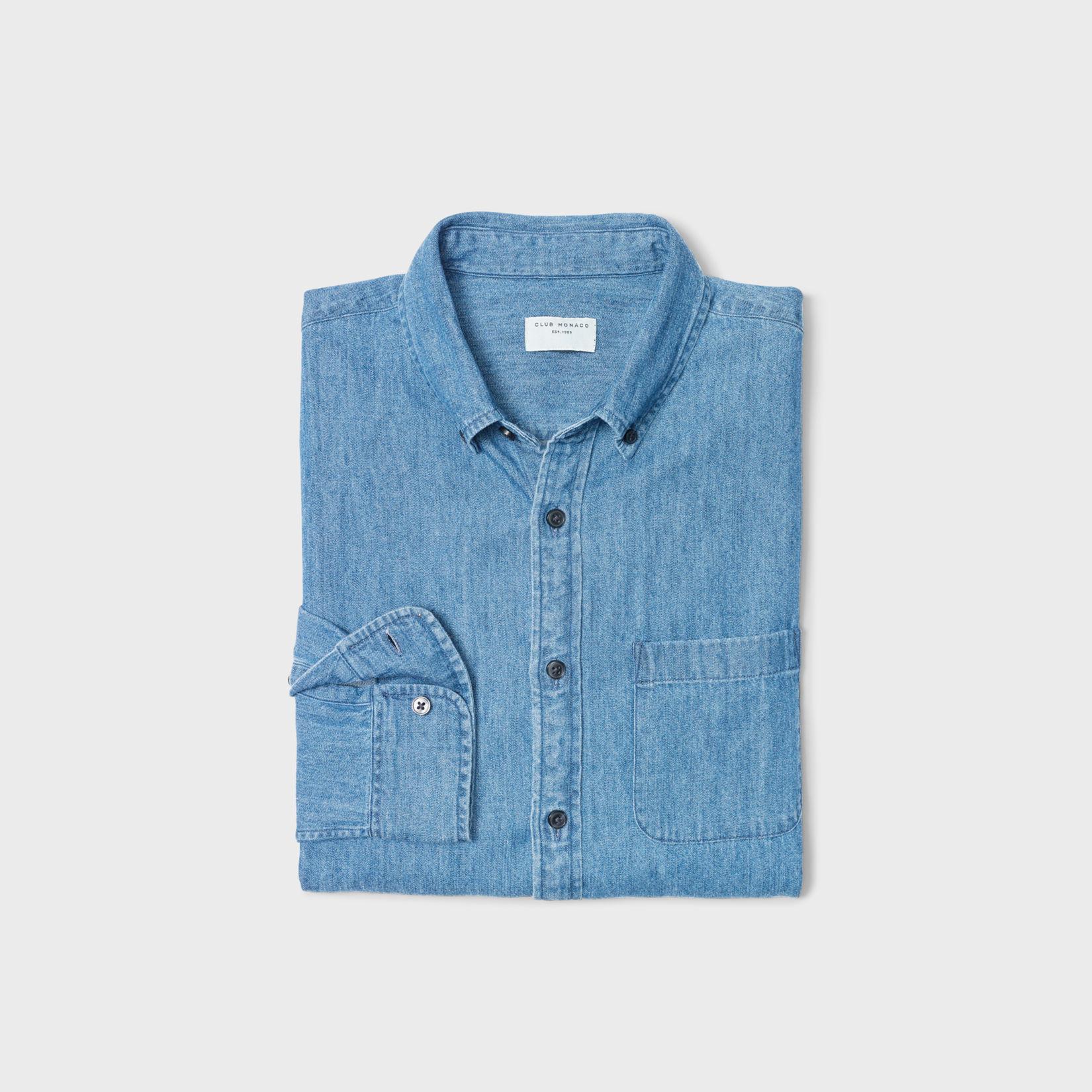 Men Shirts Chambray Shirts Flannel Shirts Plaid Shirts And