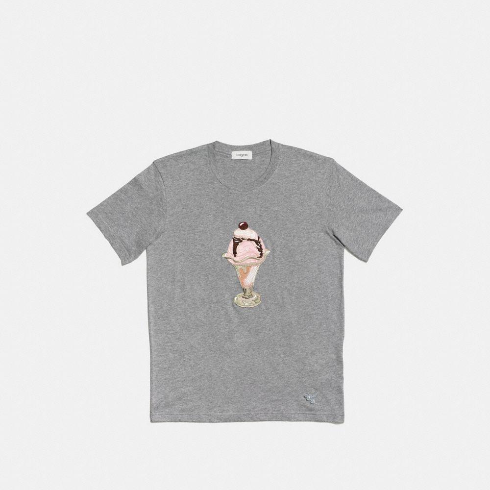 Coach Sundae T-Shirt Alternate View 1