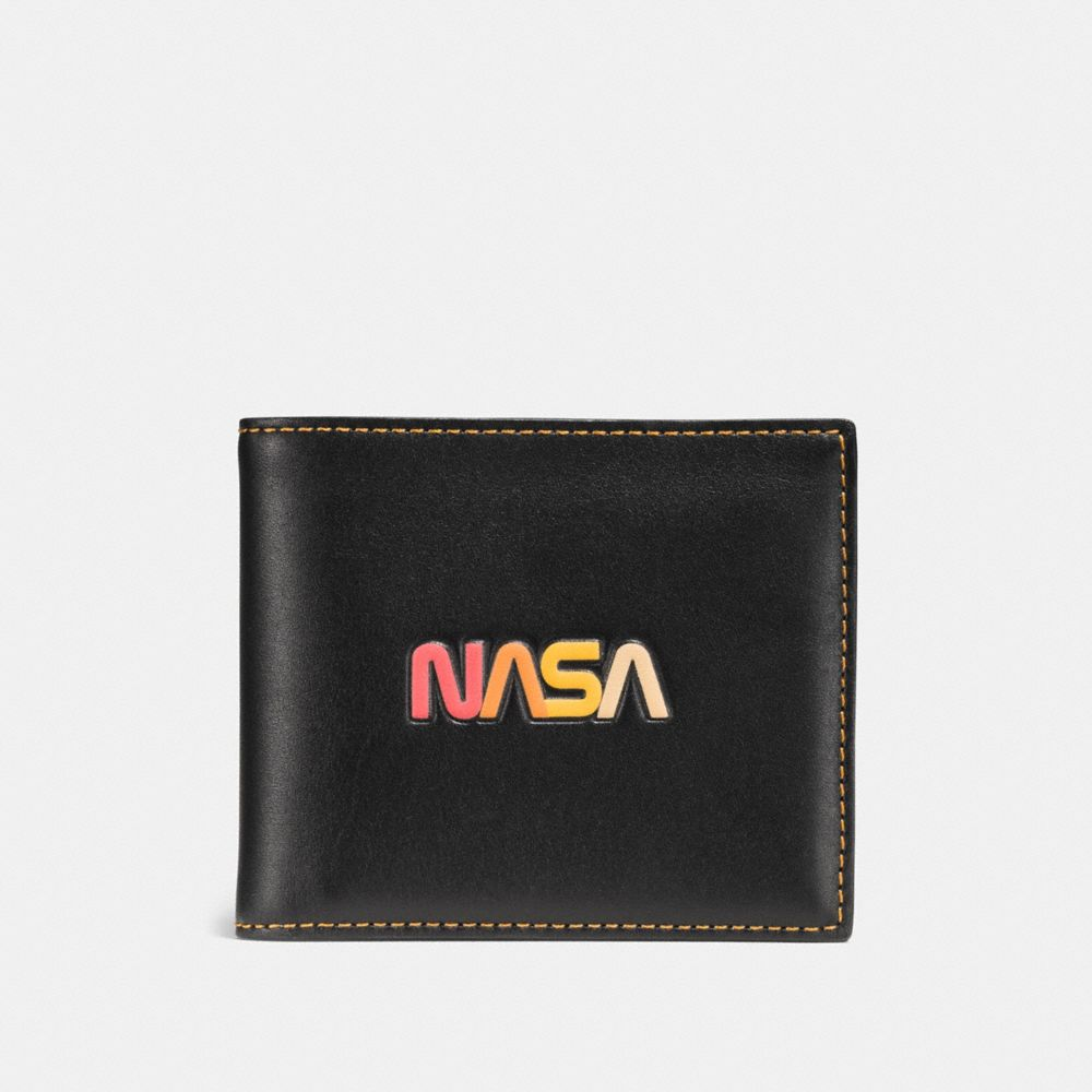 Coach 3-In-1 Wallet With Embossed Space
