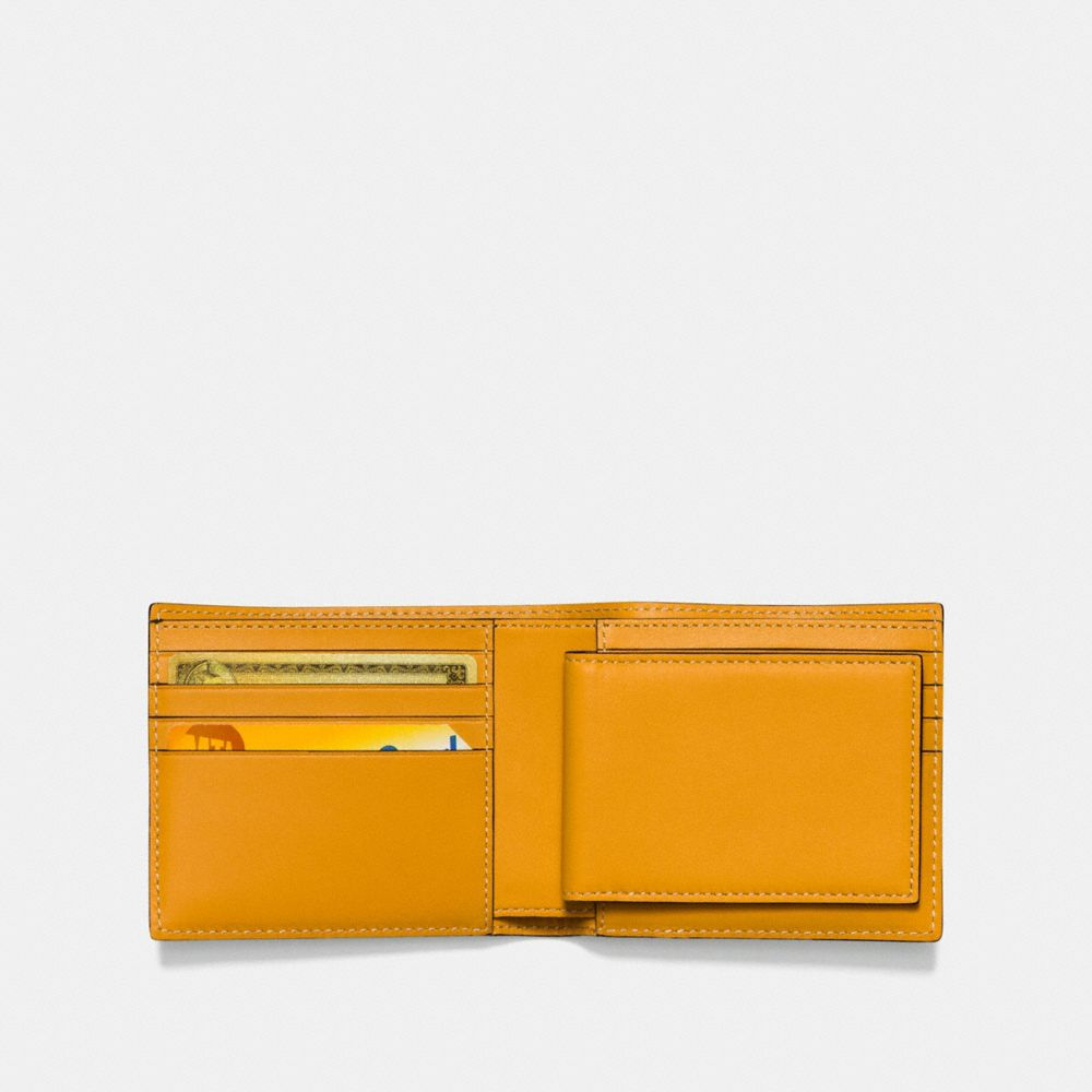 Coach 3-In-1 Wallet With Embossed Space Alternate View 1