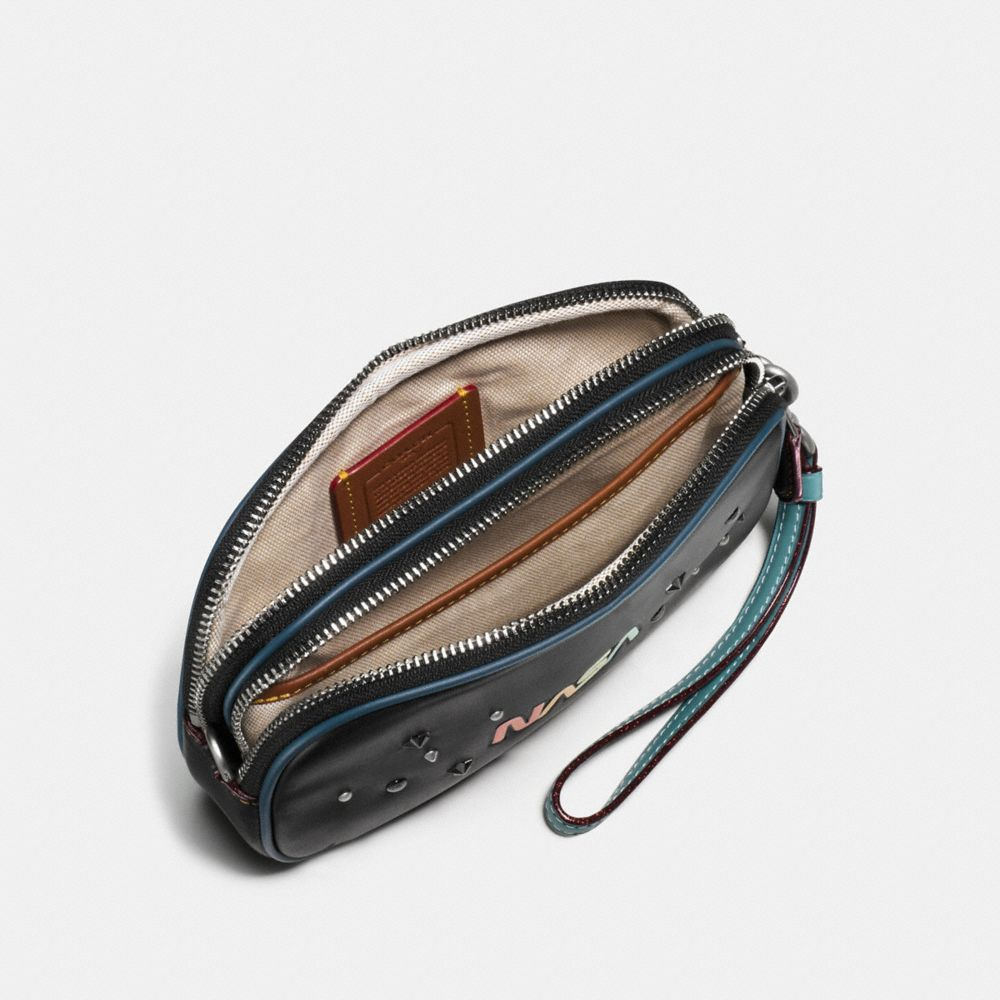 Coach Crossbody Clutch With Space Alternate View 1