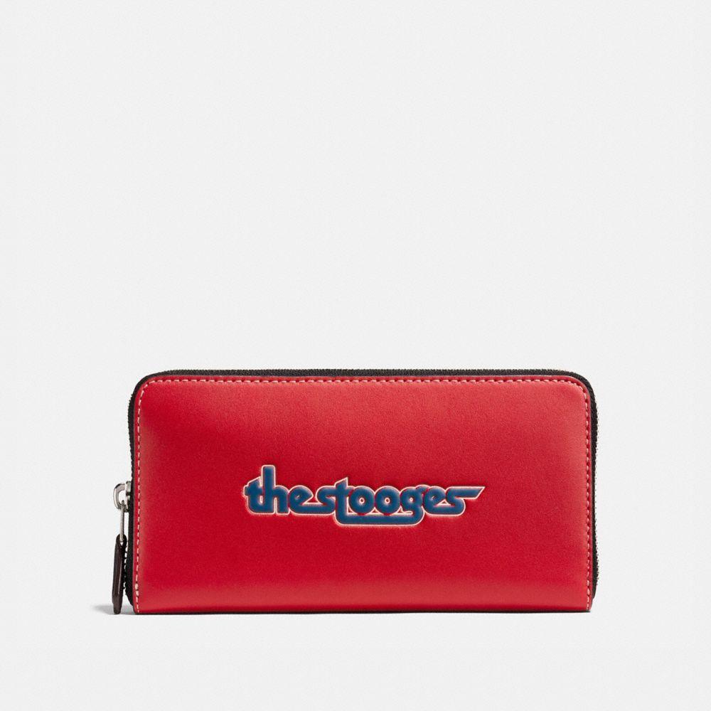 ACCORDION WALLET WITH THE STOOGES