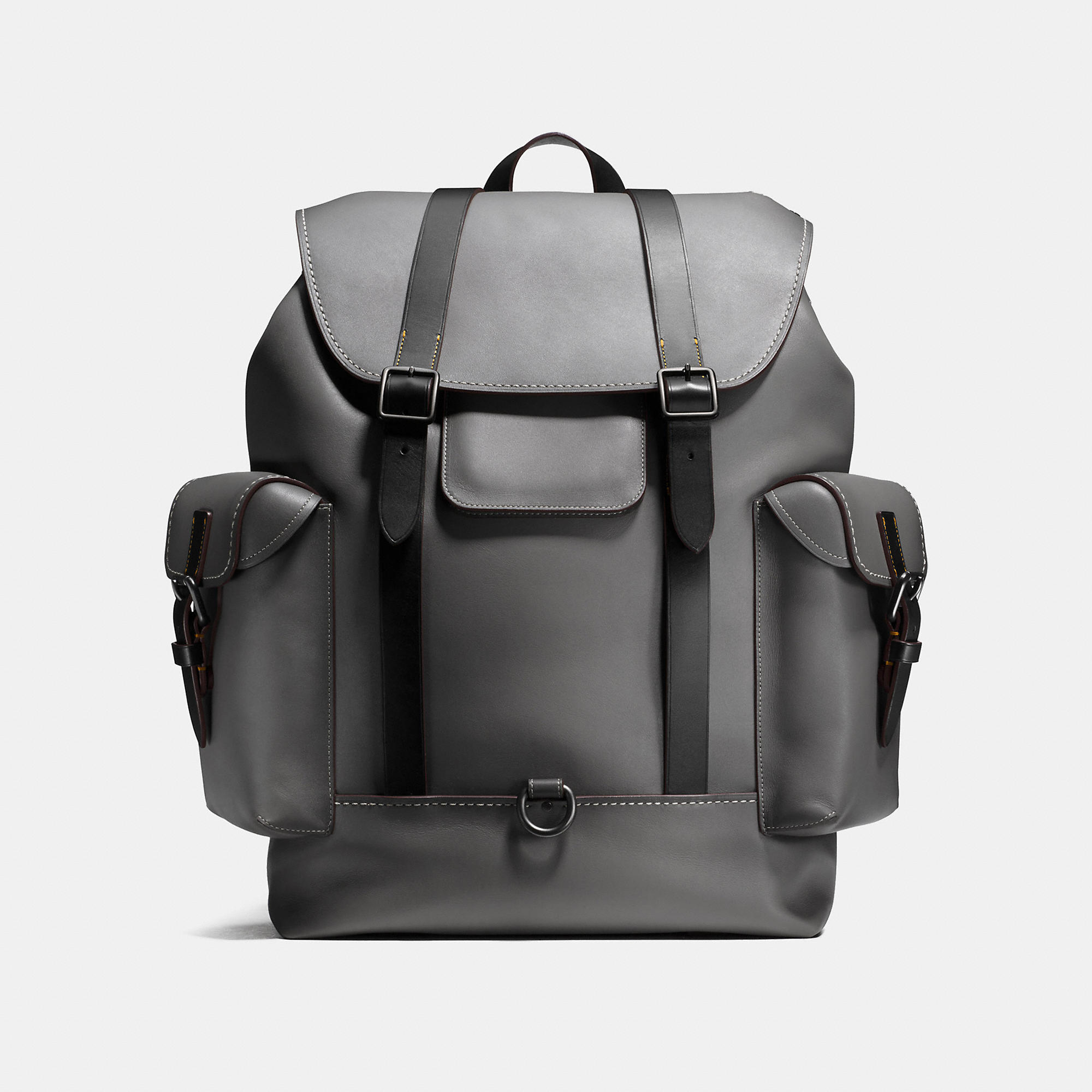 Coach Gotham Backpack In Burnished Glovetanned Leather