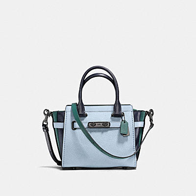 COACH SWAGGER 21 IN COLORBLOCK