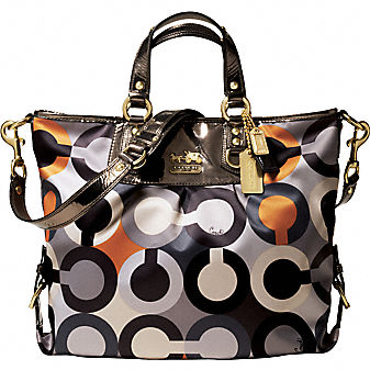 Coach Official Site - GRAPHIC OP ART JULIANNE from coach.com