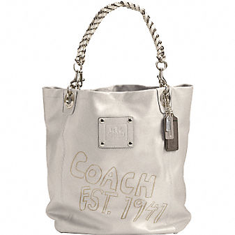 Coach Official Site - MADISON 1 POINT GRAFFITI TOTE from coach.com