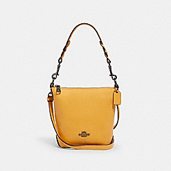 MICRO ABBY DUFFLE - QB/HONEY - COACH 1491