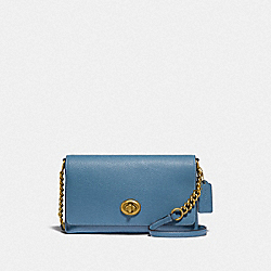 CROSSTOWN CROSSBODY - B4/LAKE - COACH 1494