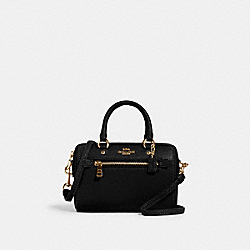 MICRO ROWAN CROSSBODY - IM/BLACK - COACH 1496