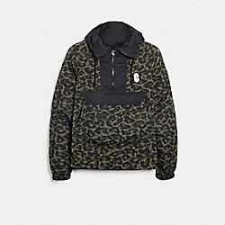 ANORAK - CAMO ANIMAL - COACH 1568