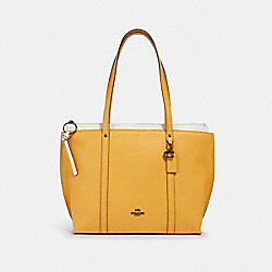 MAY TOTE - QB/HONEY - COACH 1573