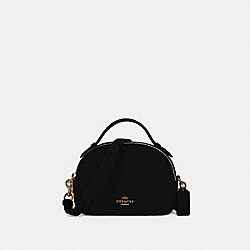 SERENA SATCHEL - IM/BLACK - COACH 1589