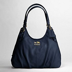 Madison Leather Maggie Shoulder Bag