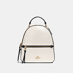 JORDYN BACKPACK IN COLORBLOCK - IM/CHALK MULTI - COACH 166